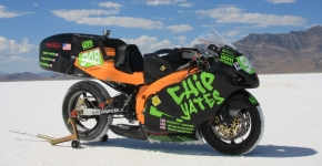 Bonneville Land Speed World Records