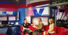 Fox40 TV Interview July 2013