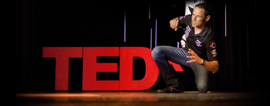 Chip Yates TED Talk