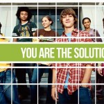 You are the Solution